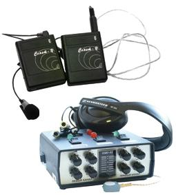 Sound amplifying equipment