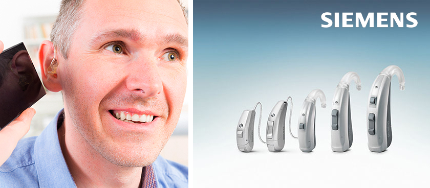 Слуховые аппараты Siemens Sirion 2 и Orion 2