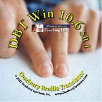 Duxbury BrailleTranslator (DBT)
