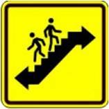 Пиктограмма Пути эвакуации