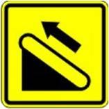 Пиктограмма Эскалатор подъемник