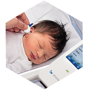 audiological screening of newborns